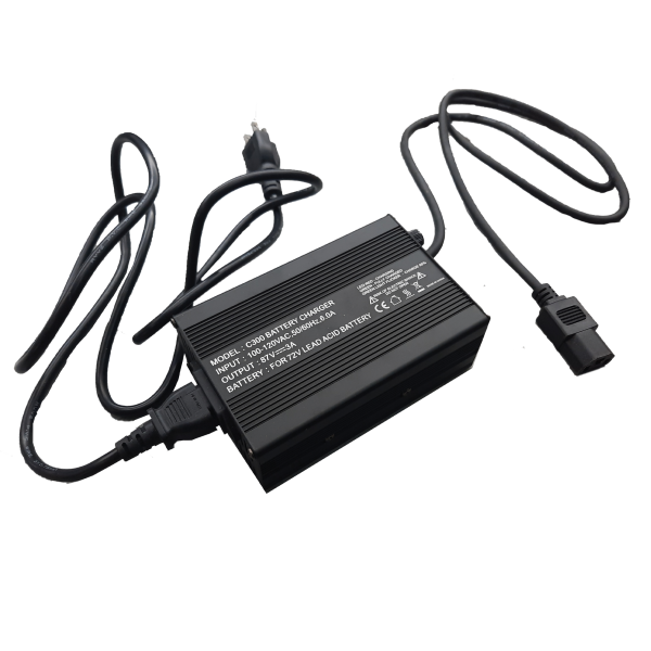 60Volts battery charger