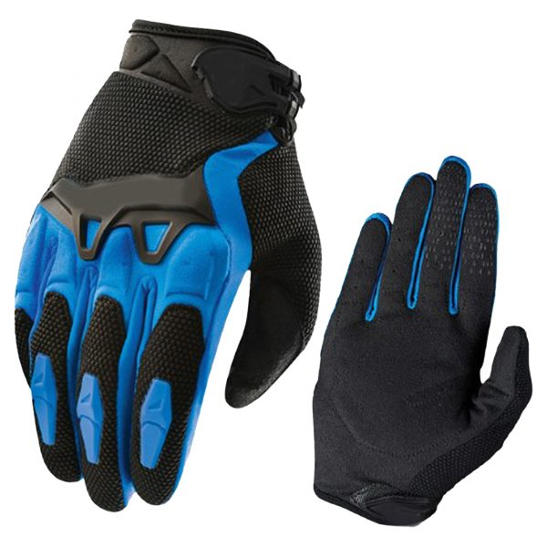 Force 1 black gloves