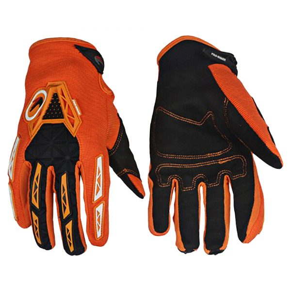 Pro biker II black gloves