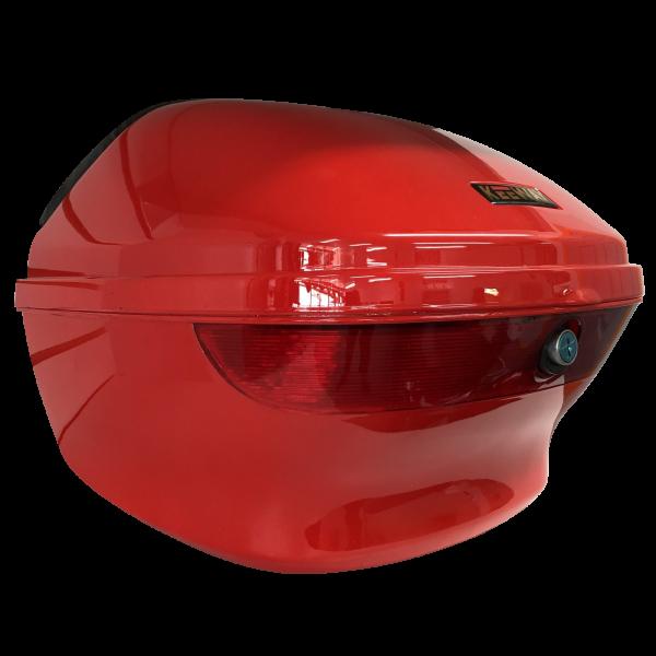 Red transport box